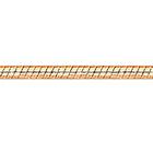 """Цепочка из желтого золота 585 пробы , плетение """"Снейк"""""""