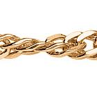 """Цепочка из желтого золота 585 пробы , плетение """"Панцирное-Сингапур"""""""