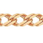 """Цепочка из желтого золота 585 пробы , плетение """"Ромб двойной"""""""